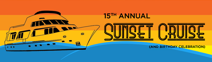 15th Annual Sunset Cruise